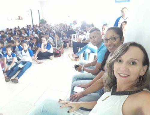 Projeto Saae na Escola