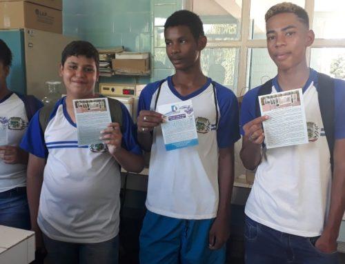 Projeto SAAE na escola: informação e conscientização