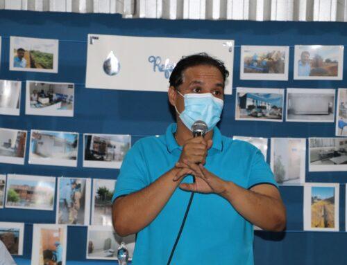 O aniversário de 54 anos, SAAE de Bom Jesus da Lapa inaugura nova sede