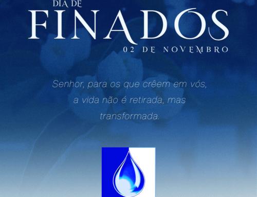 02 de Novembro – Dia de Finados