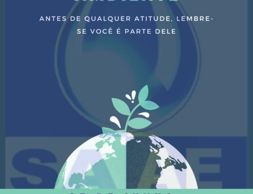 Dia 05 de junho – Dia do Meio Ambiente